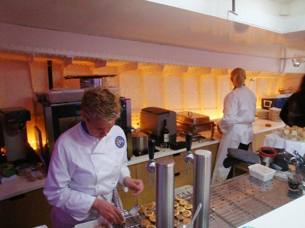 CateringHogeWier@Goudenvloot Zeilreizen