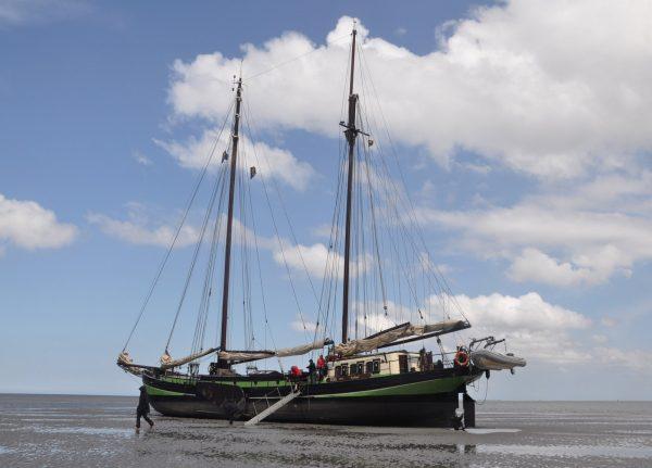 zandbank@goudenvloot zeilreizen