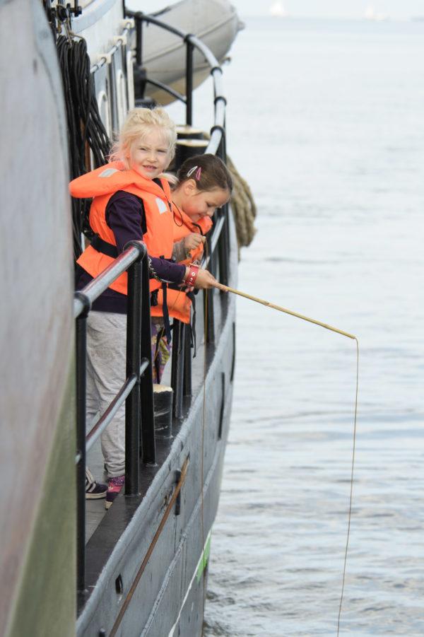 Kindvriendelijk meezeilen@ Gouden Vloot Zeilreizen