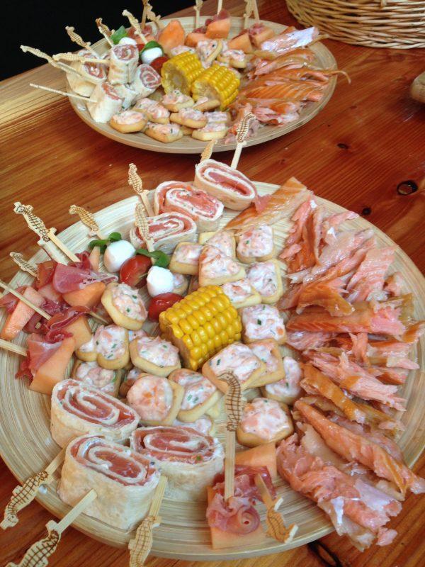 Catering Gouden Vloot Zeilreizen