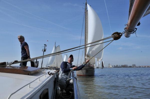 Segelwettbewerb @Gouden Vloot Segeltörns