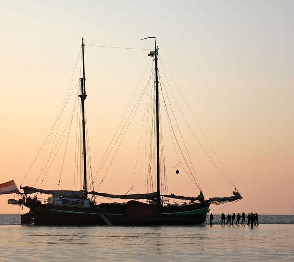 isiszandbank@Gouden Vloot Zeilreizen