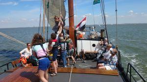 families 3 generaties@gouden vloot zeilreizen