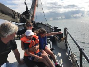 Familiereis@Gouden Vloot zeilreizen